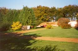 Garden Caravan Site, North Norfolk